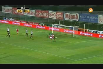 Lances SC Braga-Olhanense TP 13/14