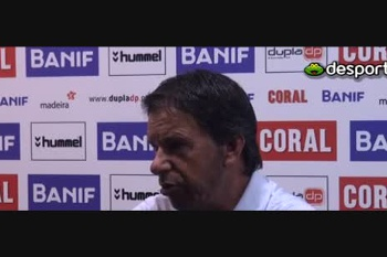 """Manuel Machado """"Não estamos perante o papão"""""""