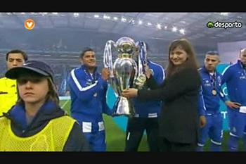 Especial FC Porto campeão: Entrega da taça