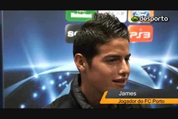 James «Tentar ganhar Liga Europa»