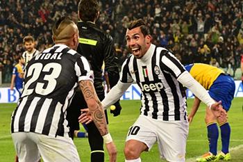 Juventus começa com vitória