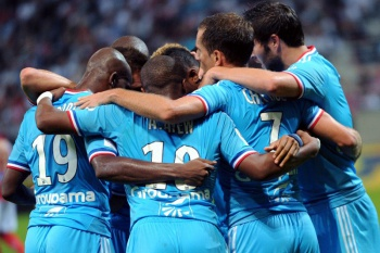 Benfica vai enfrentar o Marselha na pré-epoca