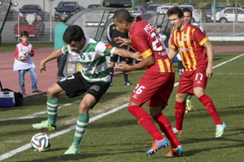 Futebol: Taça da Liga - Sporting da Covilhã vs Rio Ave