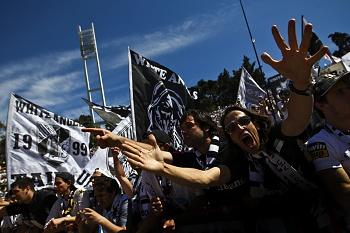 Vitória de Guimarães apura-se para a final