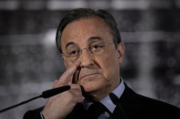 «Queremos um projeto em torno de Ronaldo»