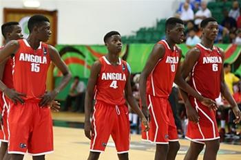 angola basquetebol