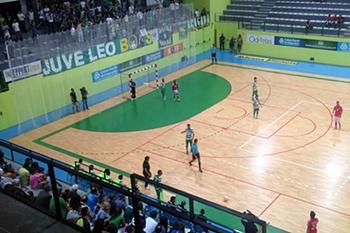 Sporting e Benfica encontraram-se em Odivelas
