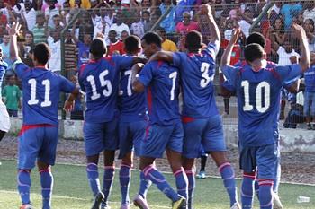 Seleção de Cabo Verde defrontará a Zâmbia.