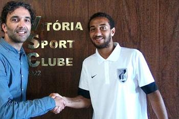 Vitória de Guimarães confirma contratação de Alvin Arrondel