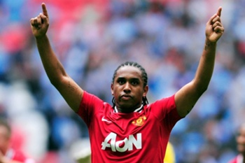 Anderson- Manchester United