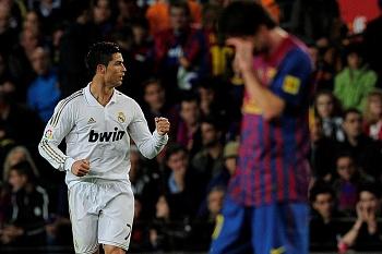 CR7 vs Messi: Duelo de titãs marcado para o sábado de 25 de outubro