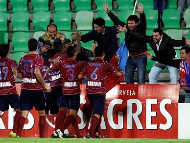 Torreense será clube satélite do Belenenses até 2015