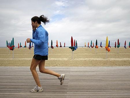 Exercício evita depressão