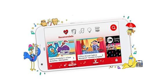 YouTube Kids chega para Android e iOS em português de Portugal