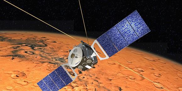 Mars Express: há 15 anos a revelar os mistérios do Planeta Vermelho