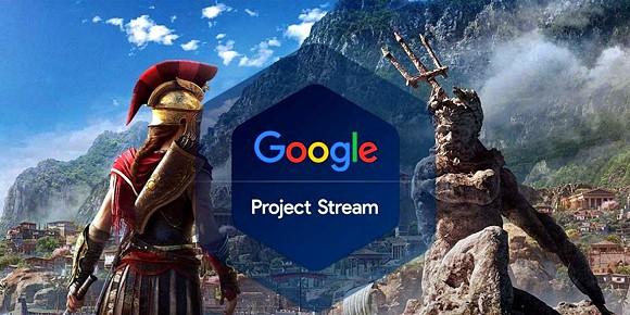 STADIA: a plataforma de videojogos stream da Google confirmada no GDC