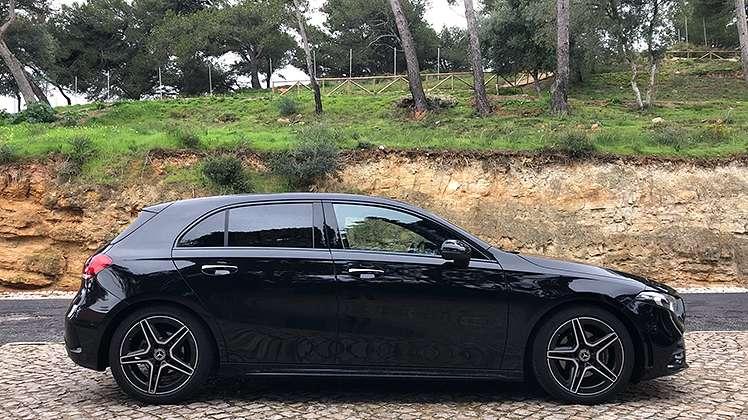 Mercedes Classe A...dmirável Mundo Novo
