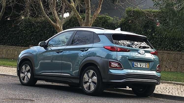O Hyundai (elétrico) cujo nome não se pode dizer...