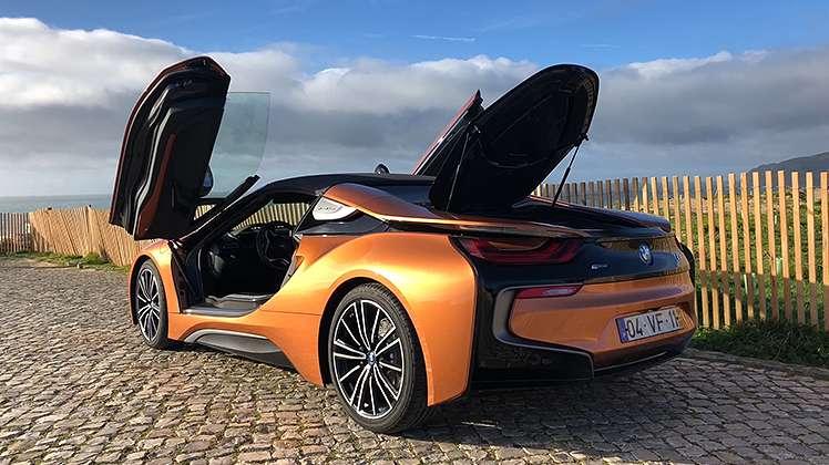 BMW i8 Roadster: híbridos assim? Venham mais!