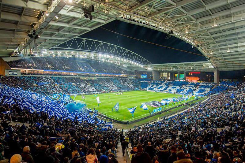 FC Porto: 15 anos da inauguração do Estádio do Dragão - I Liga - SAPO  Desporto