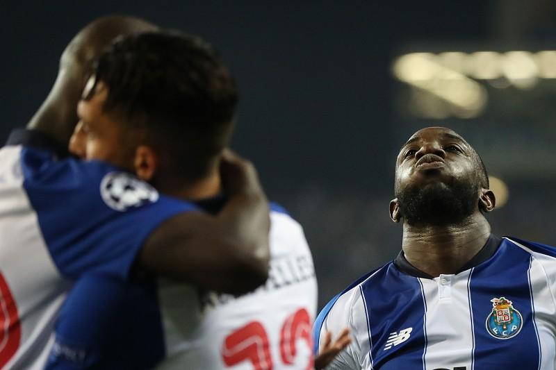 Marega dá a primeira vitória ao FC Porto na Champions Liga