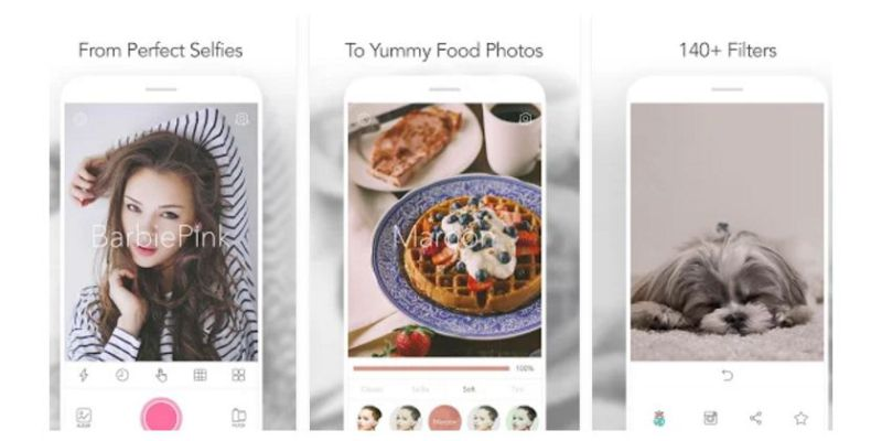 Nova app propõe os melhores filtros para as fotos mais