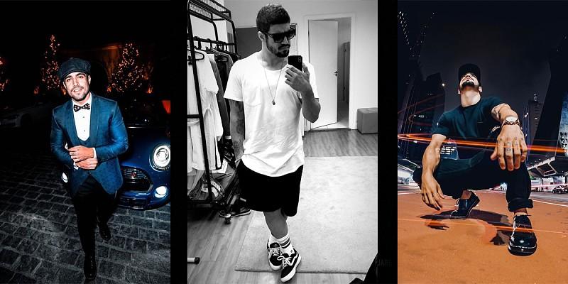 #copie o look: a coolness do brasileiro Caio Castro