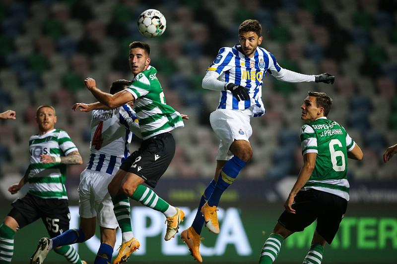 Taca Da Liga Os Golos Do Sporting 2 1 Fc Porto Taca Da Liga Sapo Desporto