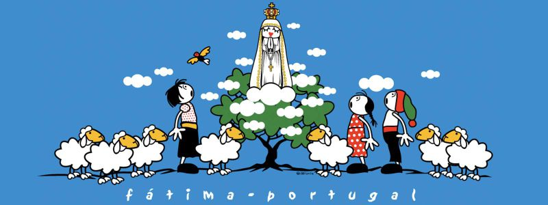 Funny Fatima Desenhos Divertidos Em Canecas Babetes E T Shirts
