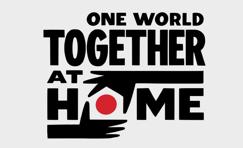 """One World: Together at Home"""". Um concerto global contra a Covid-19 ..."""