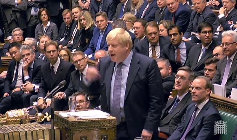 Resultado de imagem para Brexit: Parlamento britânico trava Boris Jonhson e adia decisão sobre o acordo de saída da UE