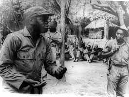 Biografia: Eduardo Chivambo Modlane, Primeiro Presidente da FRELIMO