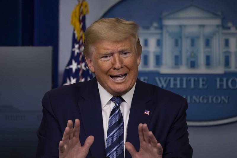 Trump foi aconselhado a tomar medidas mais cedo, mas não acatou ...