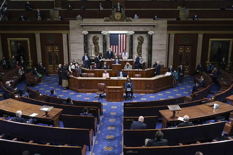 Congresso ratifica vitória de Joe Biden