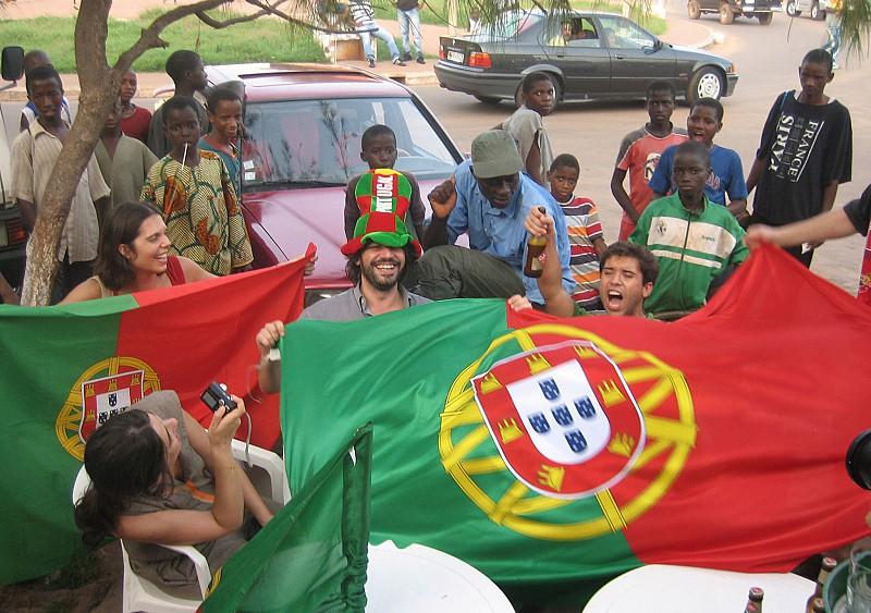 Embaixada de Portugal na Guiné-Bissau pede tranquilidade e cumprimento de regras