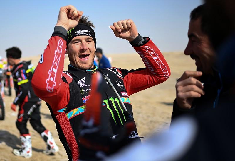 Honda conquista a vitória no Dakar 2020