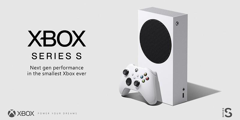 Microsoft anuncia oficialmente a Xbox Series S a 299 dólares