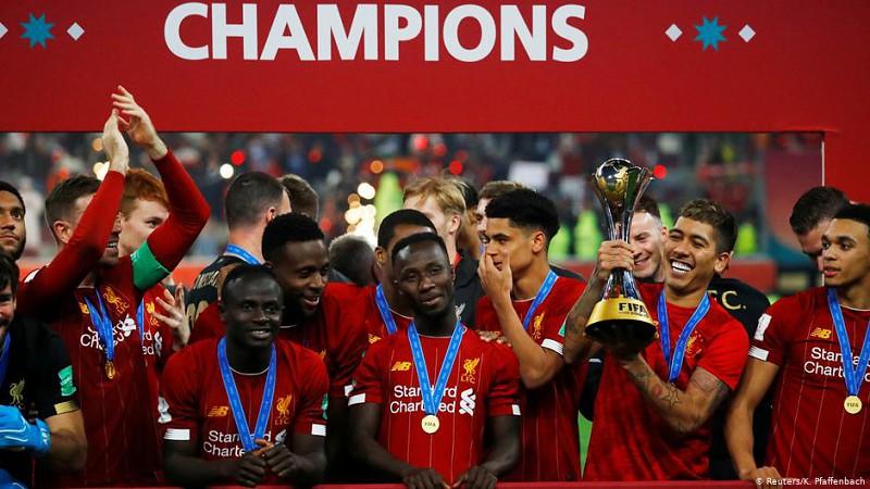 Liverpool é campeão do mundo!