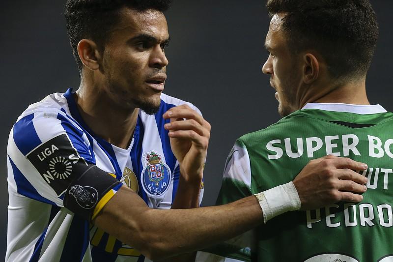 Analise Sporting Coeso E Inofensivo Vs Fc Porto Perdulario E Articulado I Liga Sapo Desporto