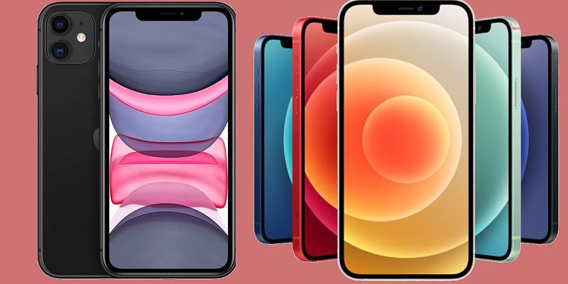 iPhone 12 vs iPhone 11: Conheça as principais diferenças entre os  smartphones da Apple - iOS - SAPO Tek