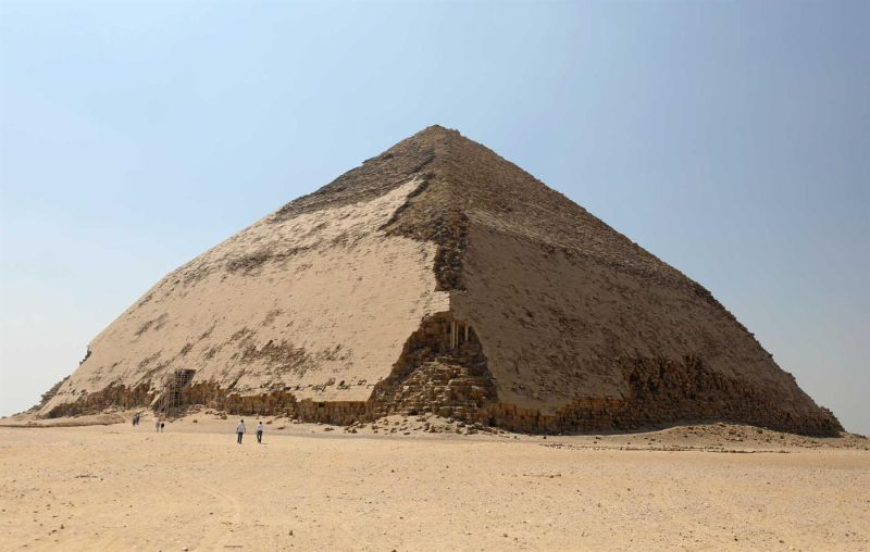 Egito abre