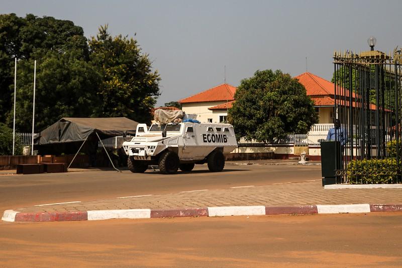 PM Nuno Nabian diz que missão da CEDEAO não é bem-vinda