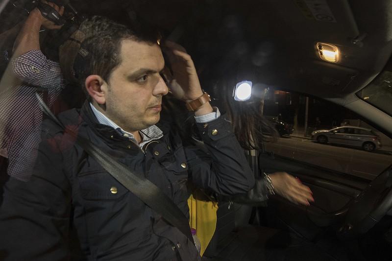Resultado de imagem para Sporting CP. Bruno Jacinto informou André Geraldes da ida de elementos da claque à Academia