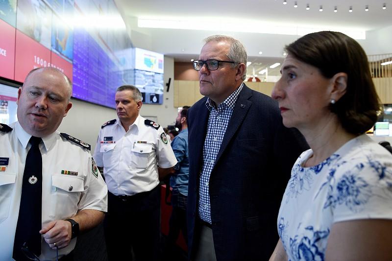 Resultado de imagem para Austrália autoriza retirada forçada de pessoas perante novo pico de incêndios