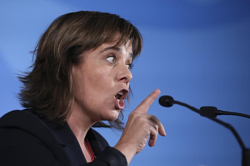"""Resultado de imagem para Catarina Martins: """"O Governo nada teria feito sem o BE e sem o PCP"""""""