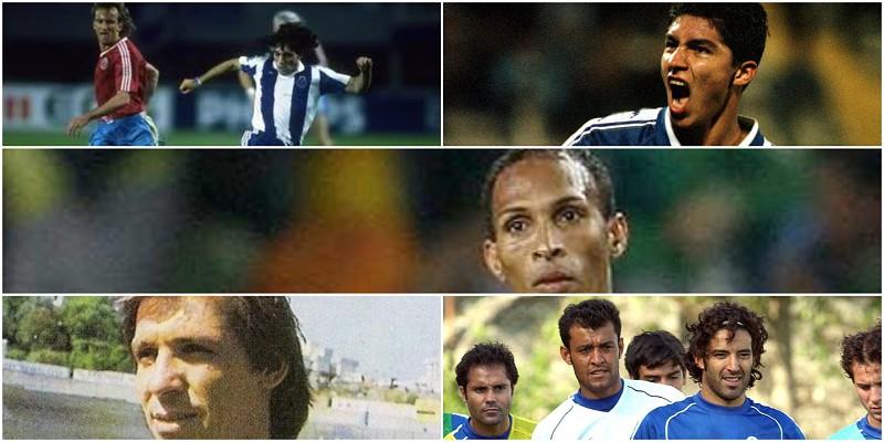 Sporting Fc Porto Os Jogadores Que Estiveram Nos Dois Lados Da Barricada I Liga Sapo Desporto