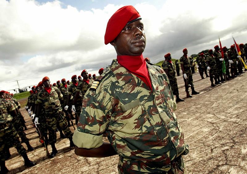 Presidente da Guiné-Bissau anuncia retoma do serviço militar obrigatório