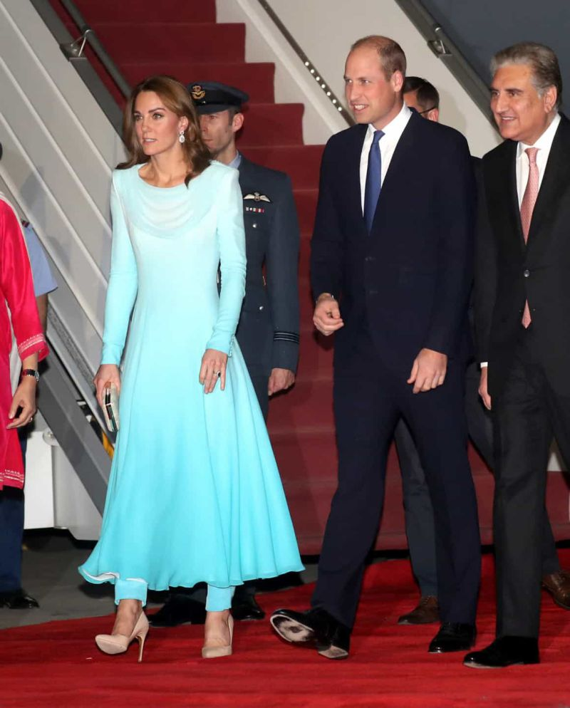 Kate Middleton Recria Vestido Da Princesa Diana Em Viagem Ao