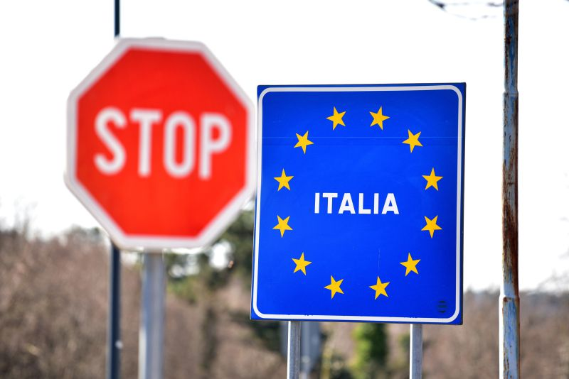Itália reabre fronteiras com União Europeia a 3 de junho sem ...