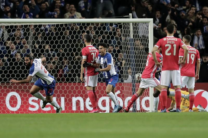 Fc Porto Campeao O Titulo Que O Benfica Nao Quis I Liga Sapo Desporto